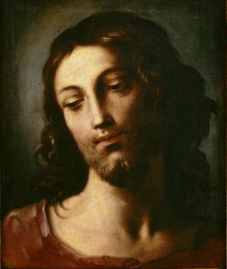 File:Elisabetta Sirani - Head of Christ.jpg