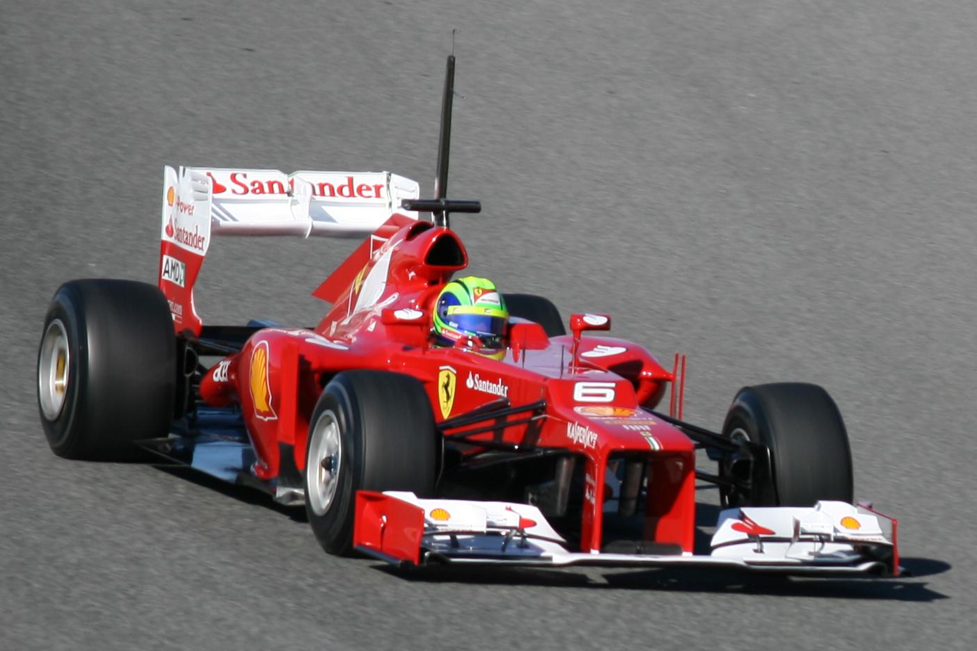 File F1 2012 Jerez Test Ferrari 2 Jpg Wikimedia Commons