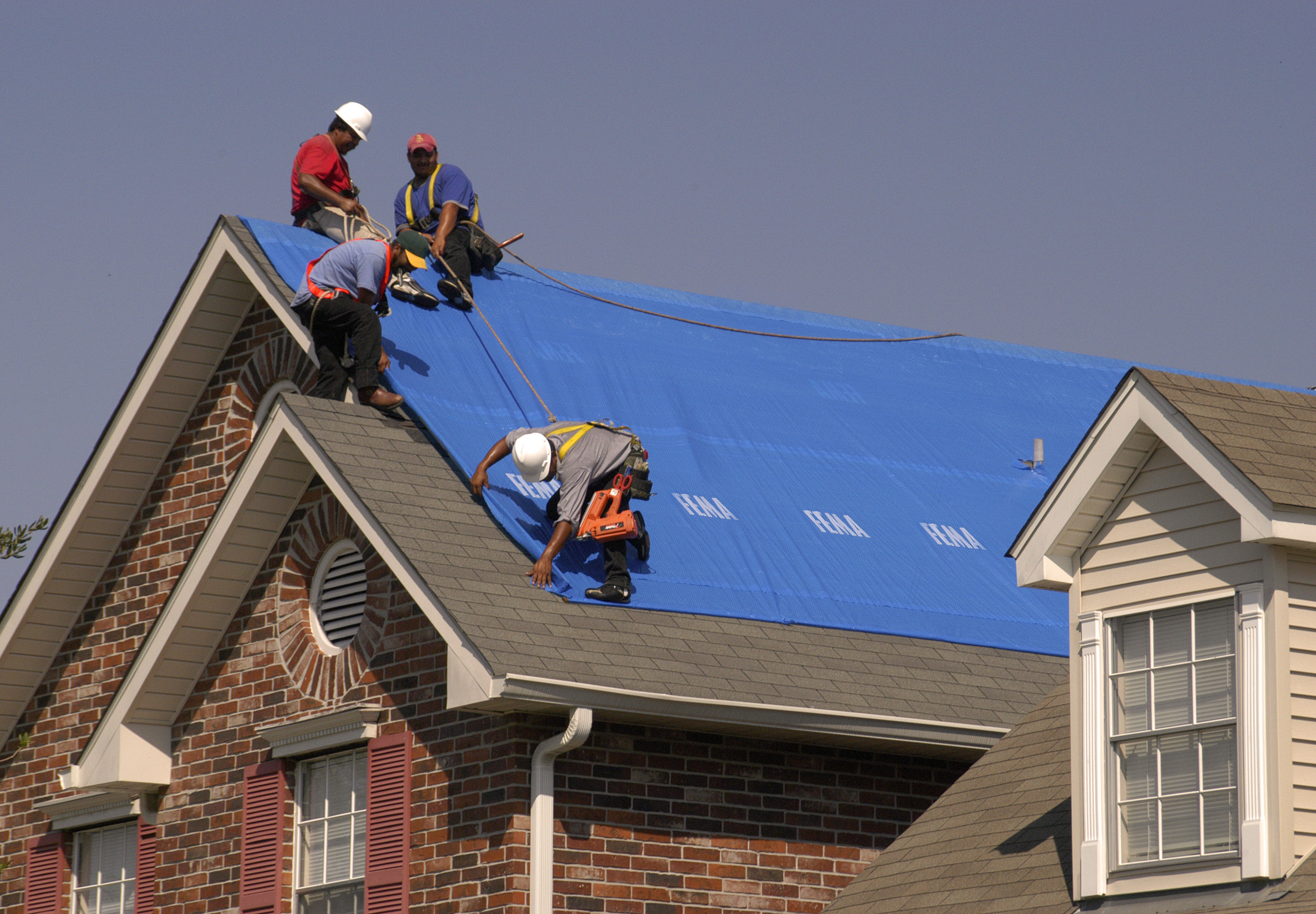 roofing contractor health