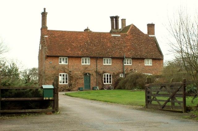 File:Farmhouse at Abbey Farm - geograph.org.uk - 349248 ...