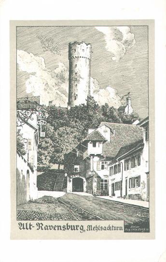 Felle Ravensburg Mehlsack
