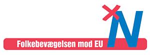 Folkebevægelsen mod EU's logo