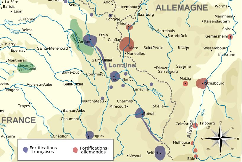 Plan Coquin à Dijon En Côte-d'Or (21)