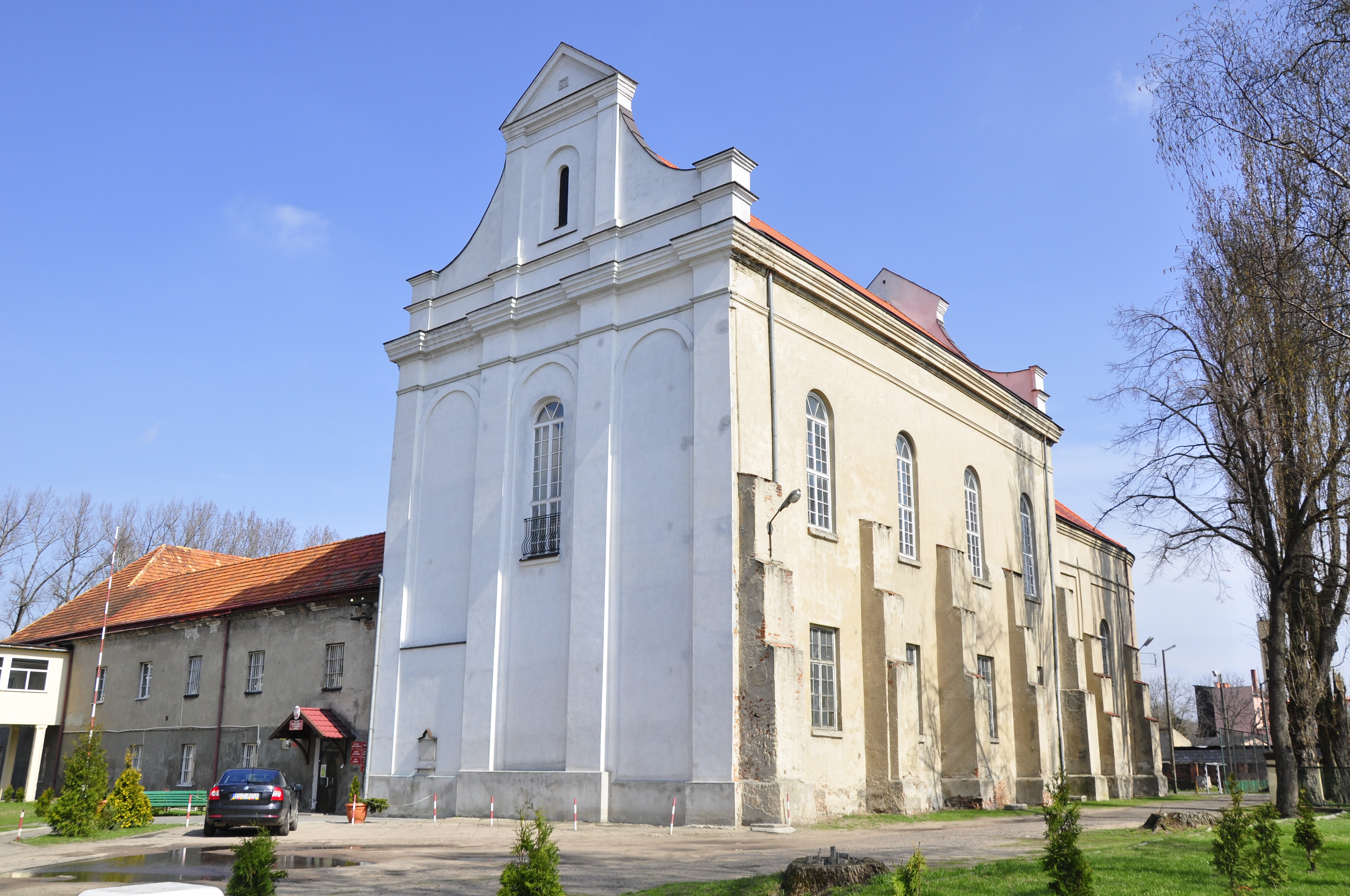 Dawny klasztor