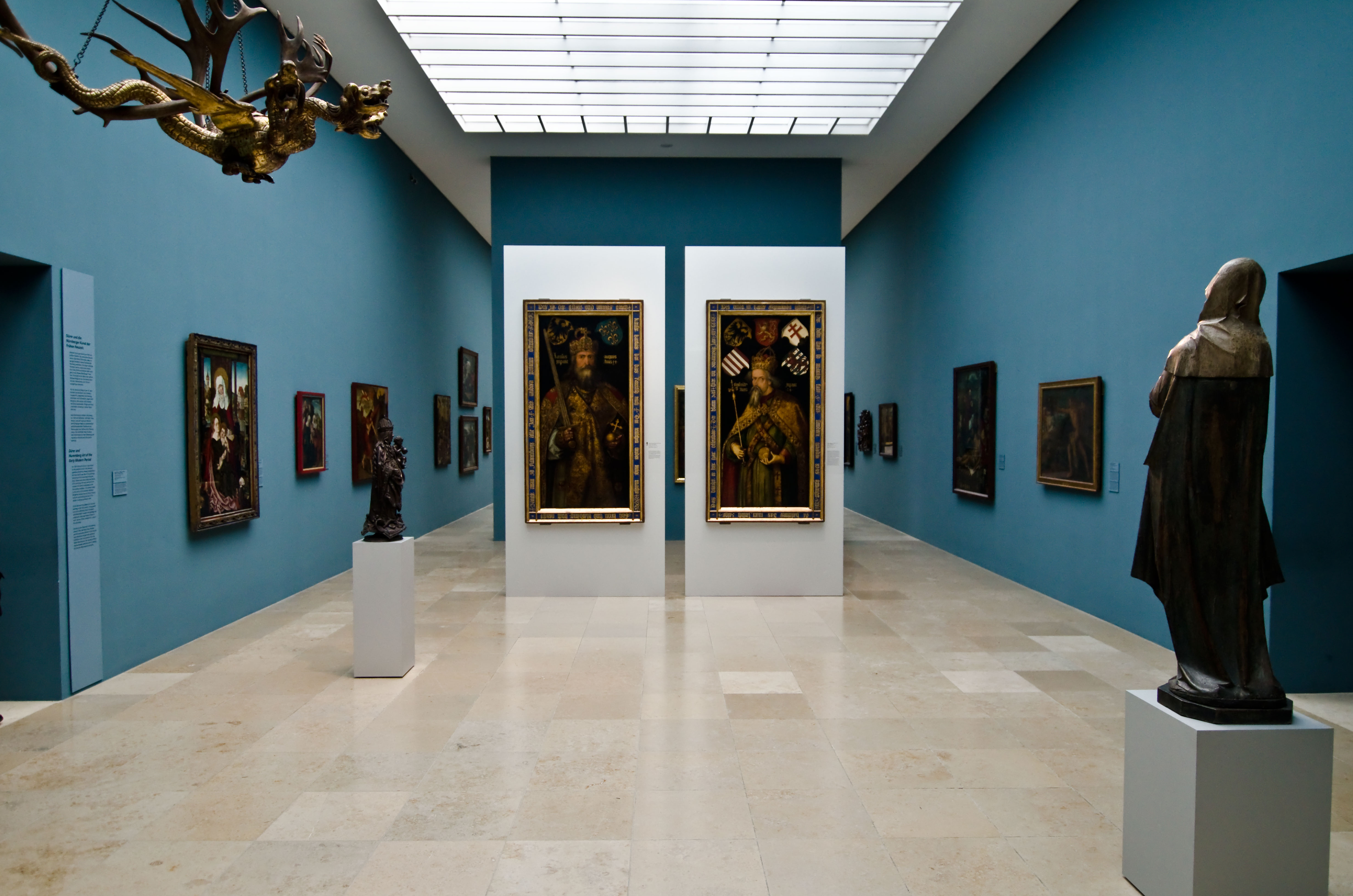 Schausammlung Renaissance - Barock - Aufklärung im Germanischen Nationalmuseum