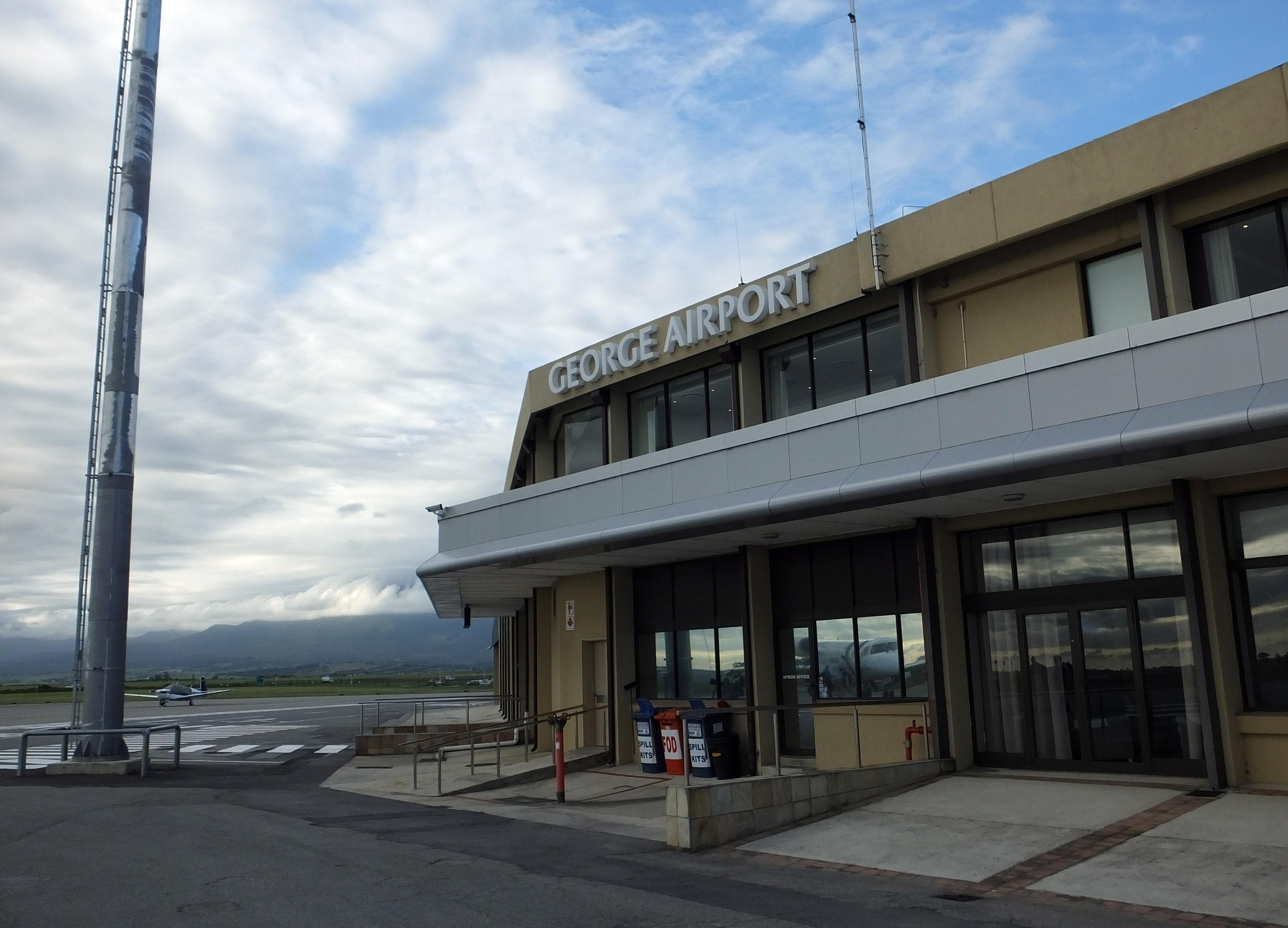 Port lotniczy George
