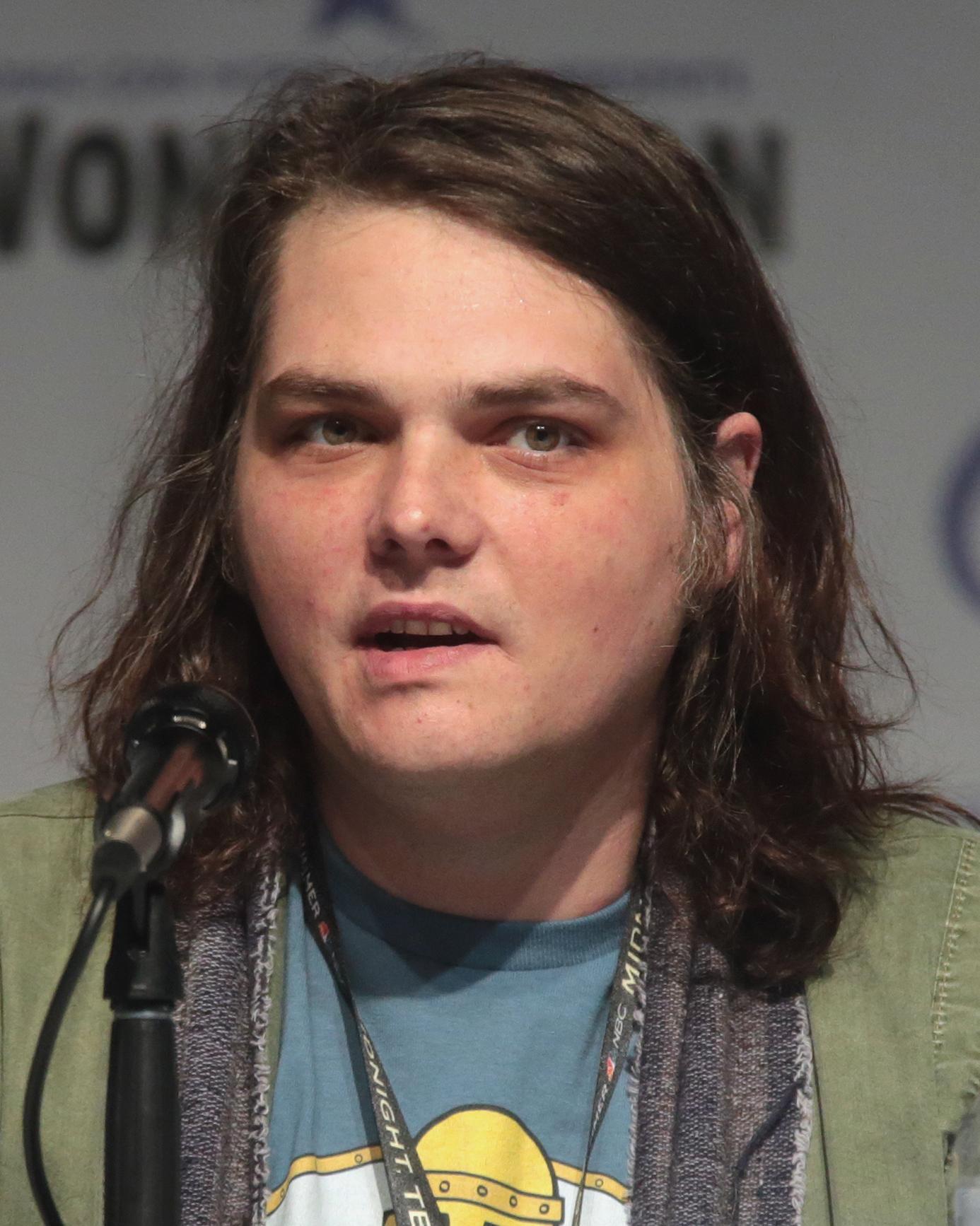 Gerard Way Wikiwand
