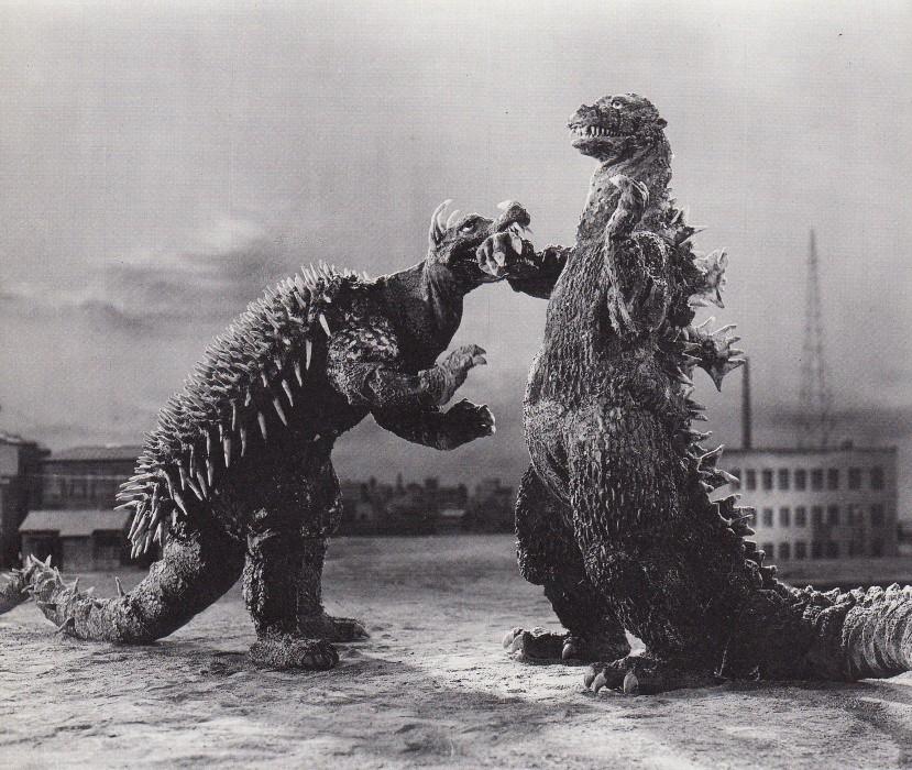 filegodzilla raids again 1955 godzilla vs anguirusjpg