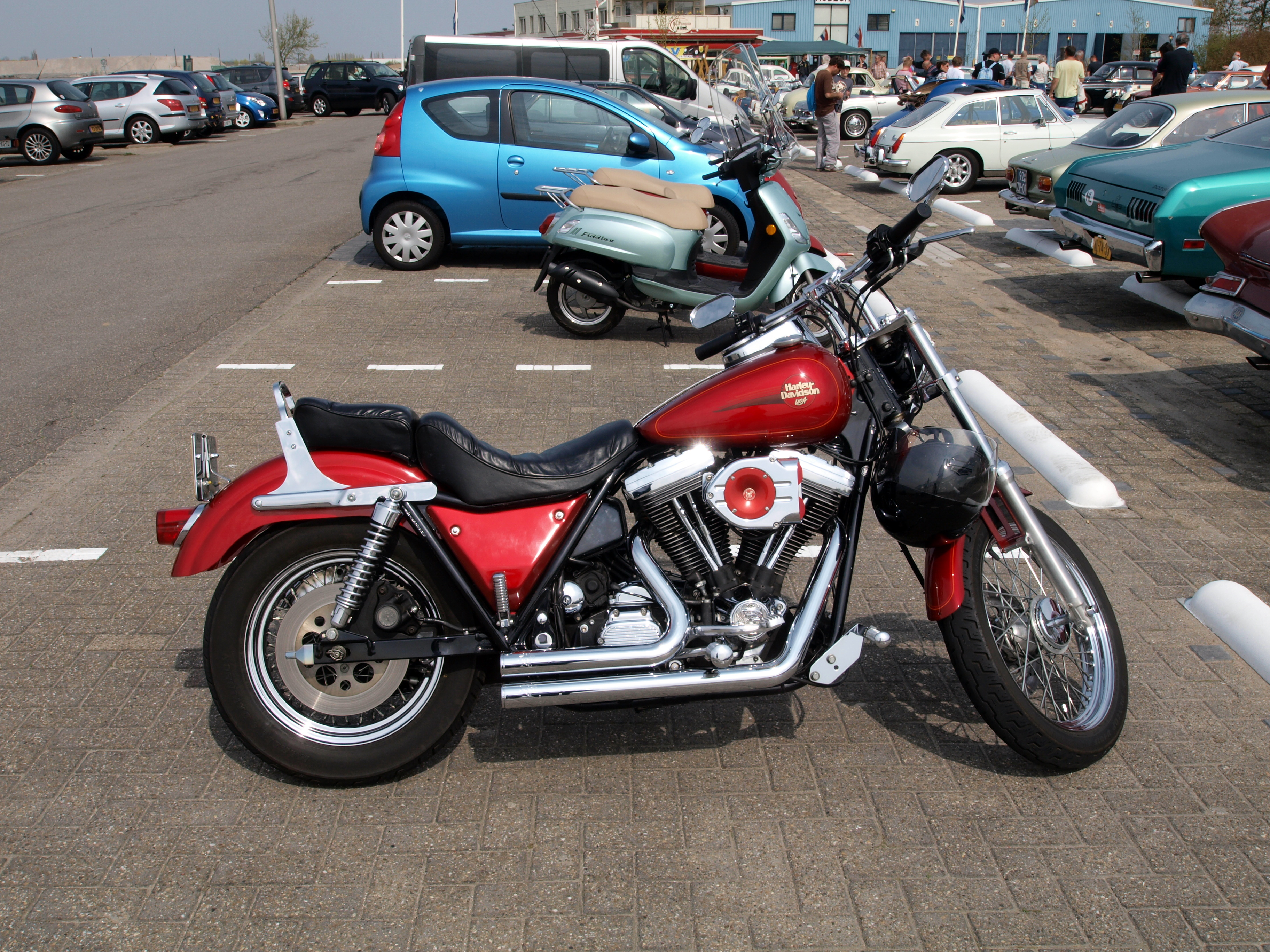 Harley Davidson Ultra Limited Air Pressure Revzilla