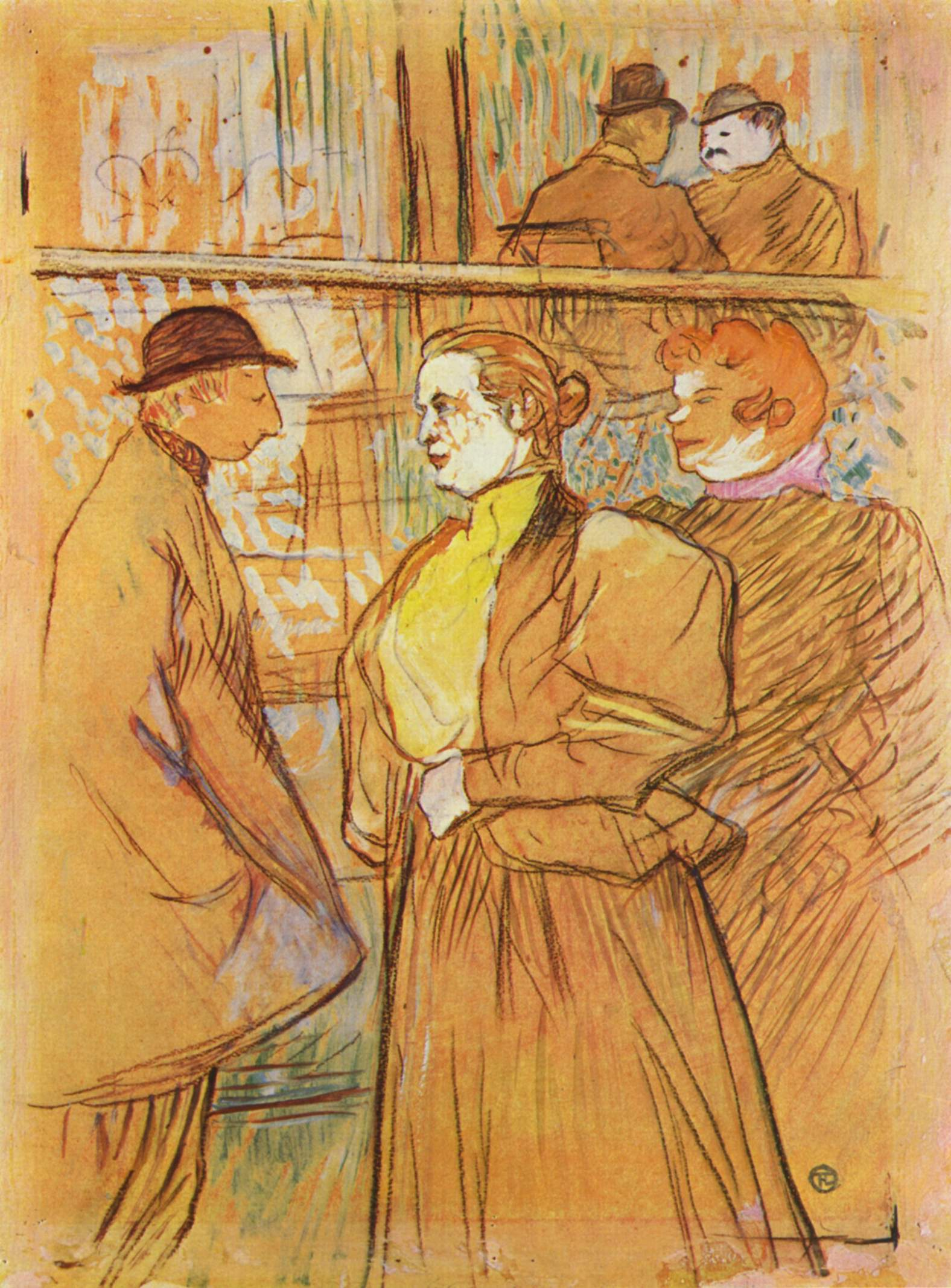 a research on the life and paintings of toulouse lautrec Research hours and location article looking at toulouse-lautrec's as well as enjoying affectionate relationships in daily life toulouse-lautrec's.