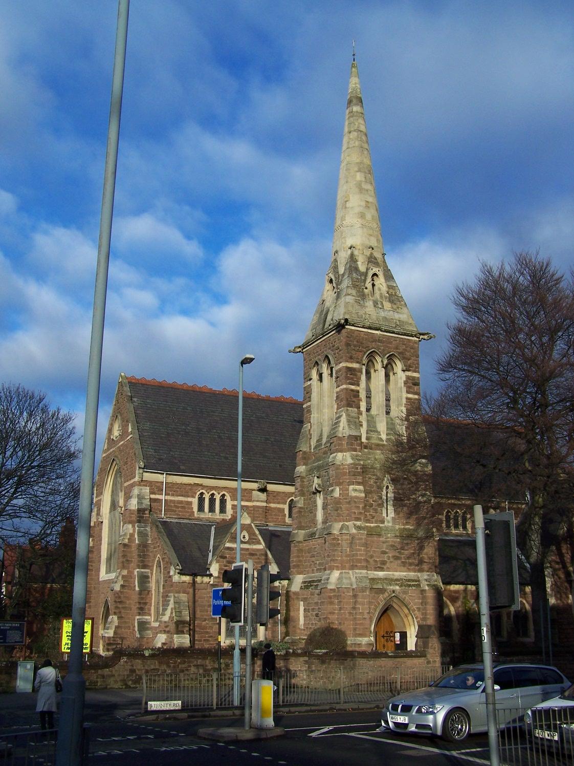 Holy Trinity Church Birchfield Wikipedia