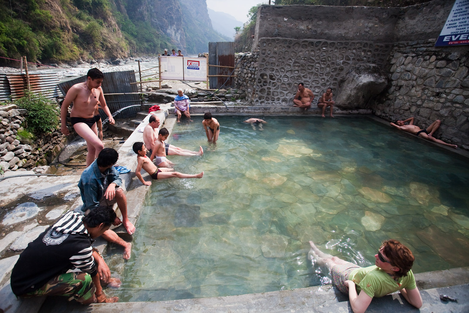 Hot Springs With Dogs