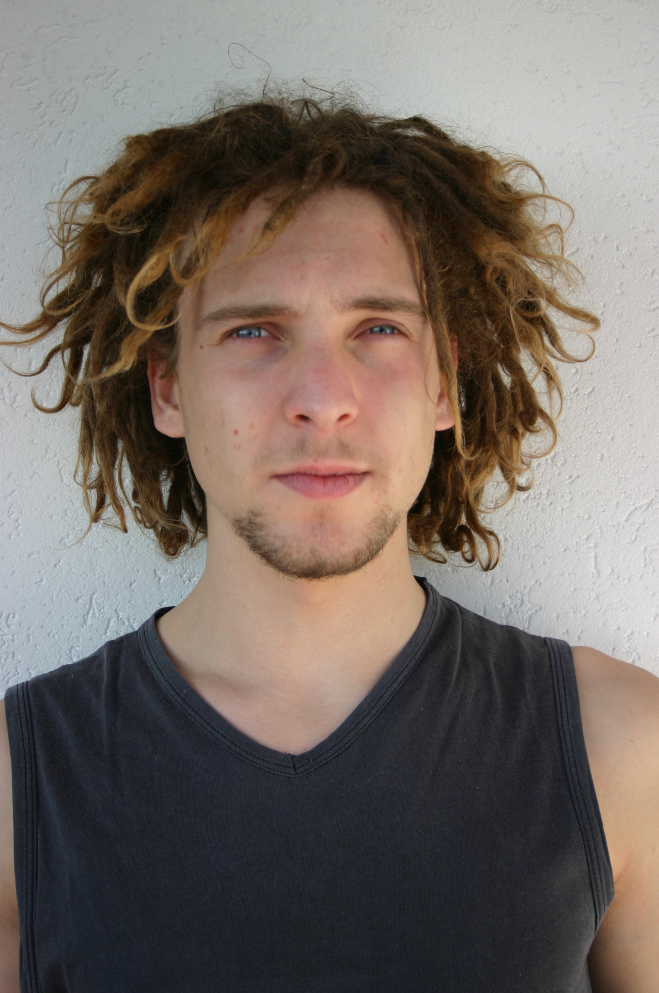 Caucasian Dreadlocks