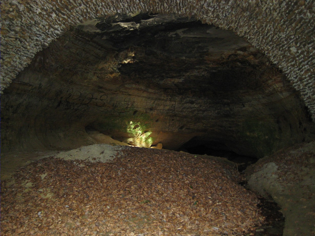 File Interior Of Mother Ludlam S Cave Moor Park Jpg