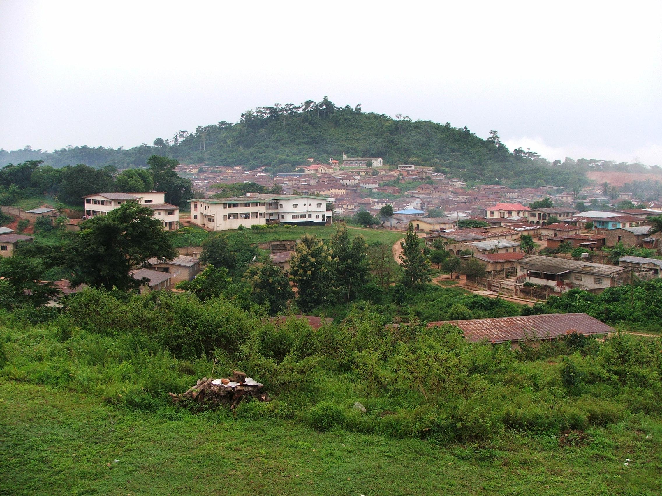 local governments in ondo state