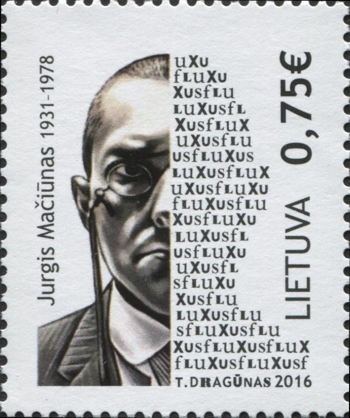 Image of George Maciunas from Wikidata