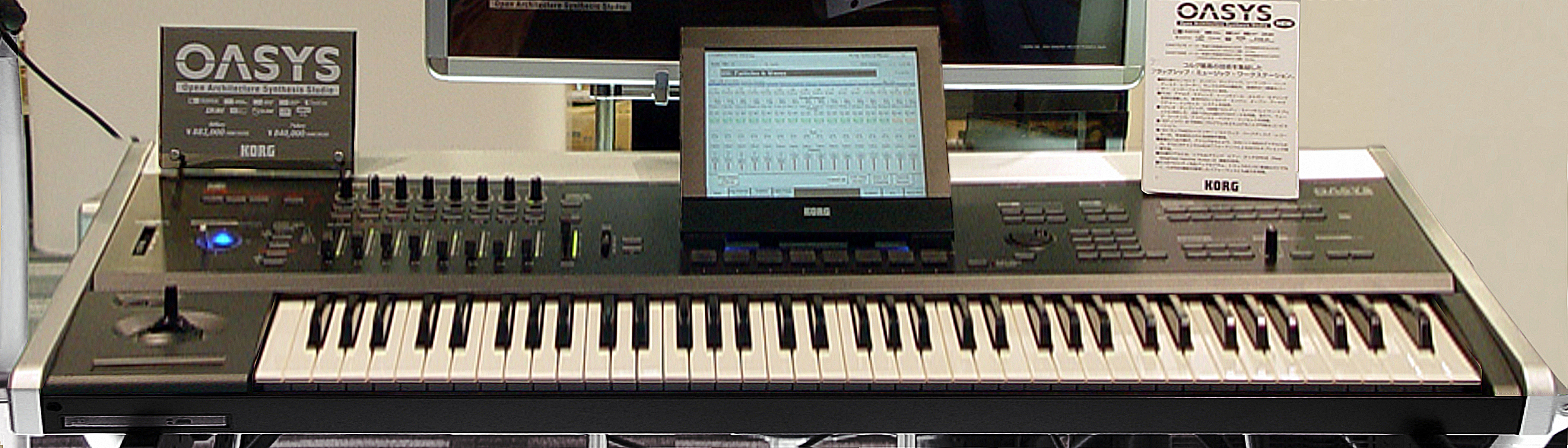 Korg Oasys Manual Pdf Download