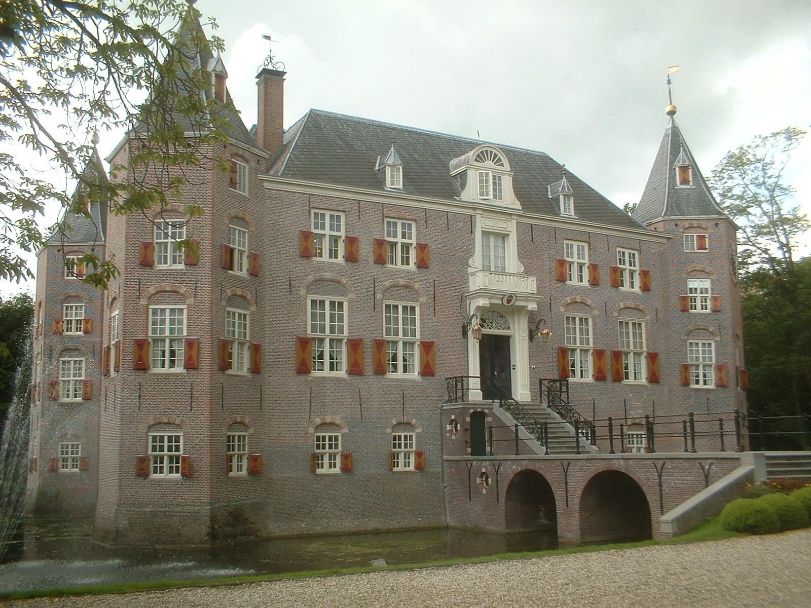 Nederhorst Den Berg Nederland.Kasteel Nederhorst Wikipedia
