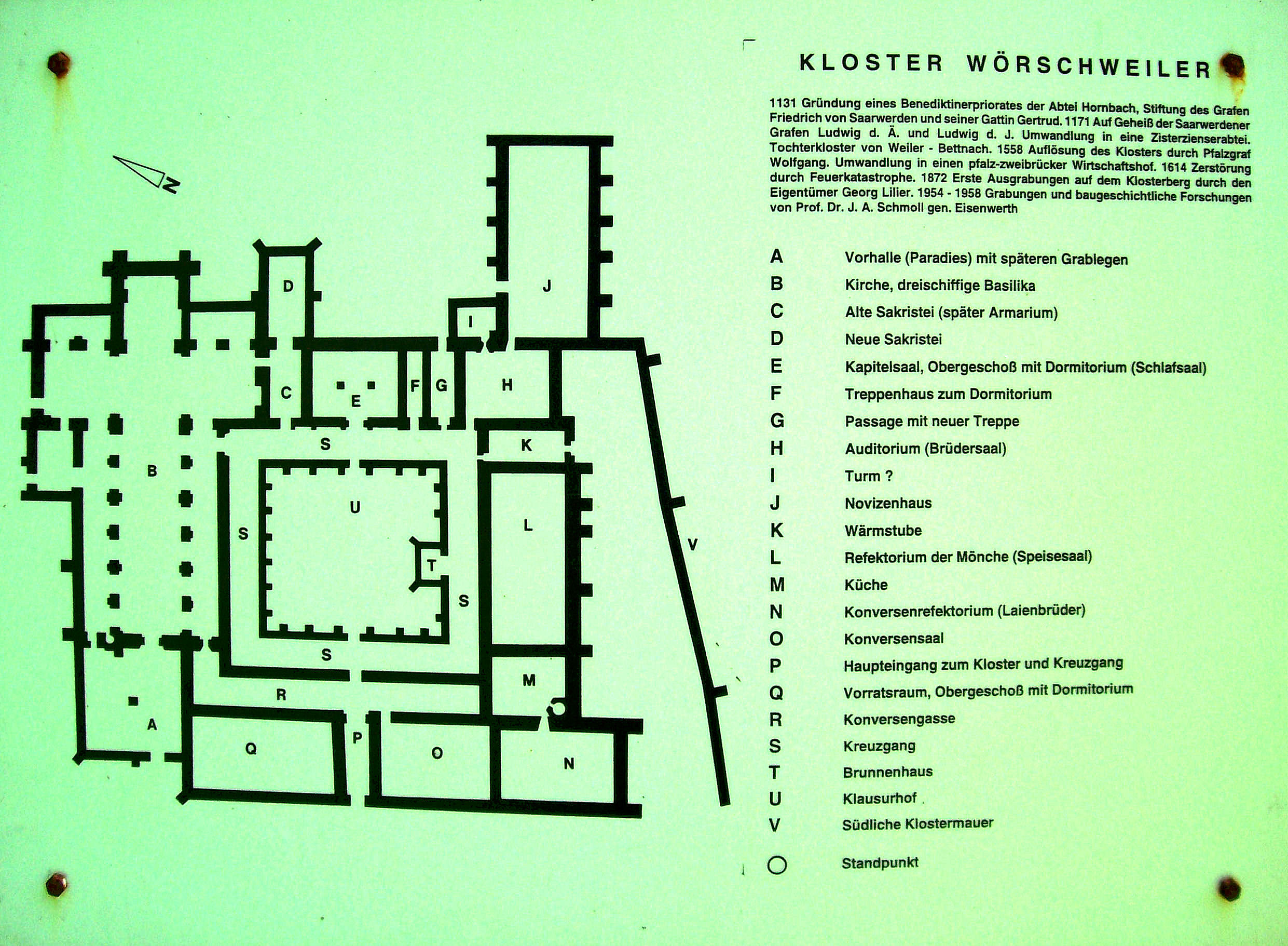 File:Kloster Wörschweiler - Infotafel Grundriss.JPG ...