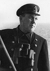 Lev Vladimirsky Soviet Admiral