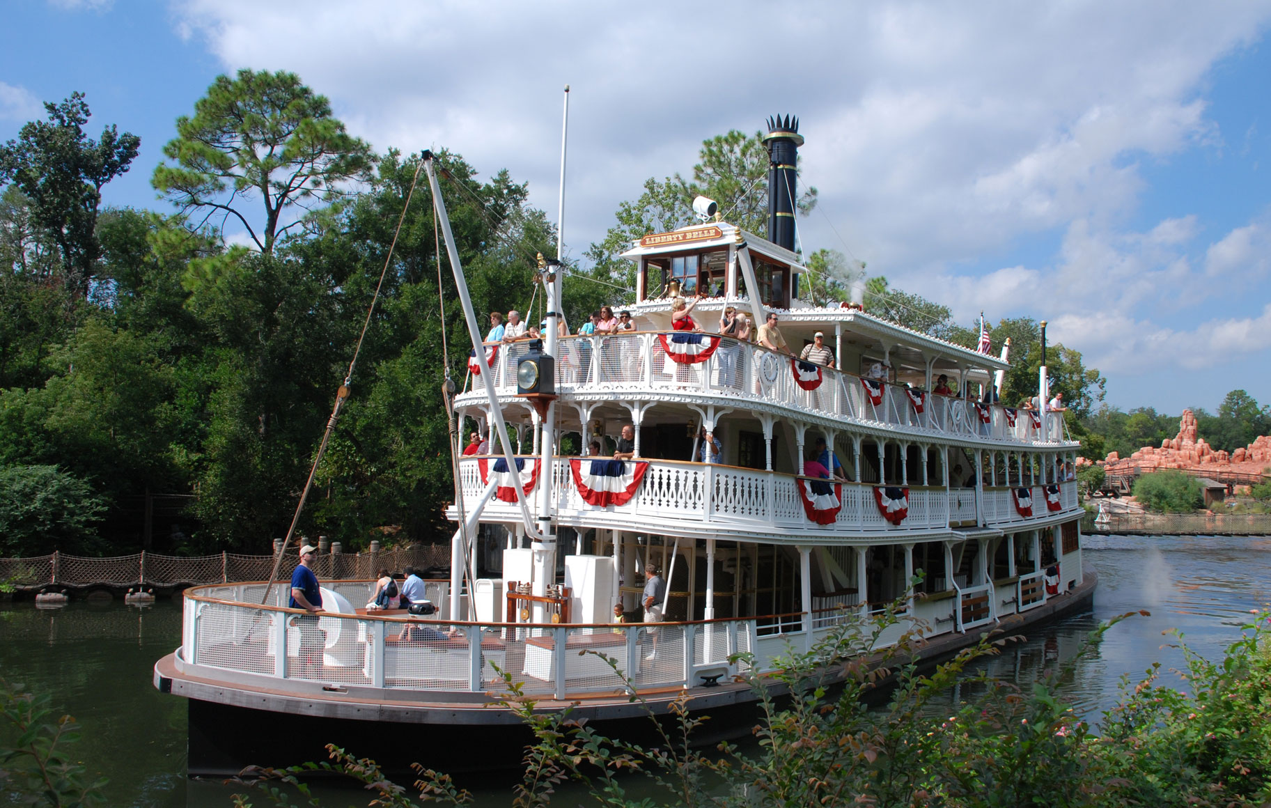 Liberty Belle Riverboat Wikip 233 Dia