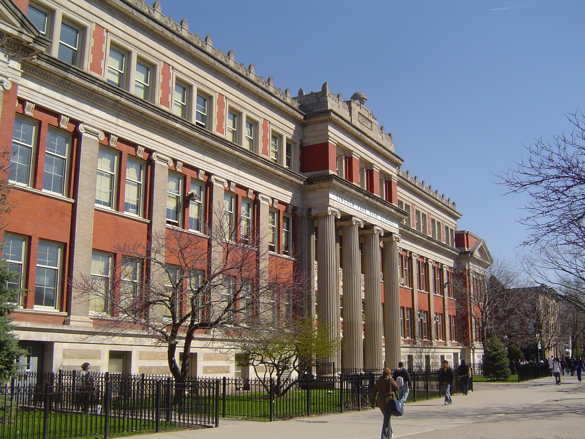 lincoln park high school chicago wikipedia
