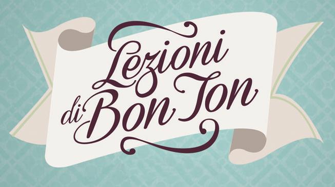 Lezioni di bon ton wikipedia - Bon ton a tavola ...