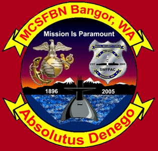 Marine Corps Security Forces Battalion Bangor - Wikipedia
