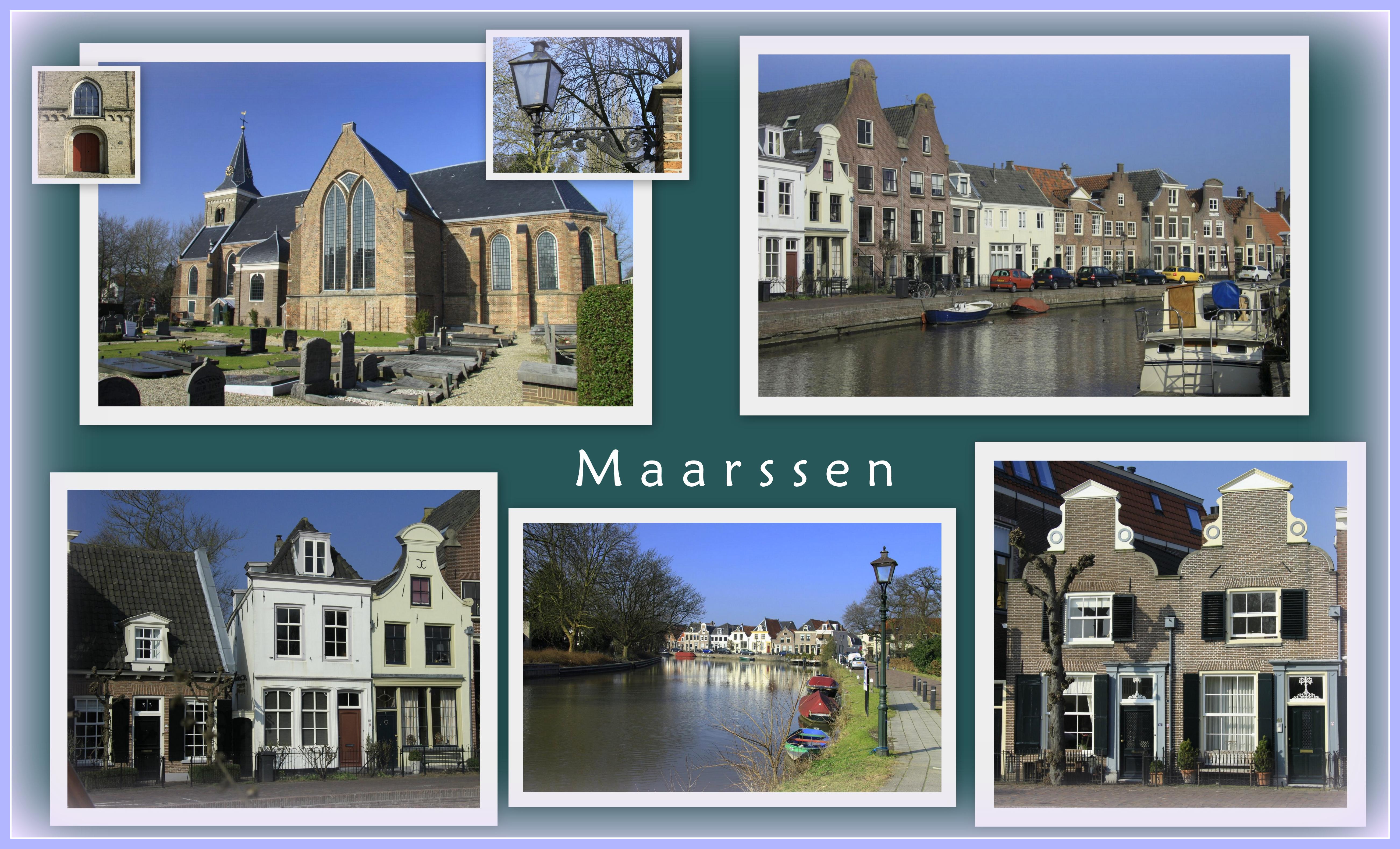 File:Maarssen aan rivier de Vecht in de Provincie Utrecht.jpg