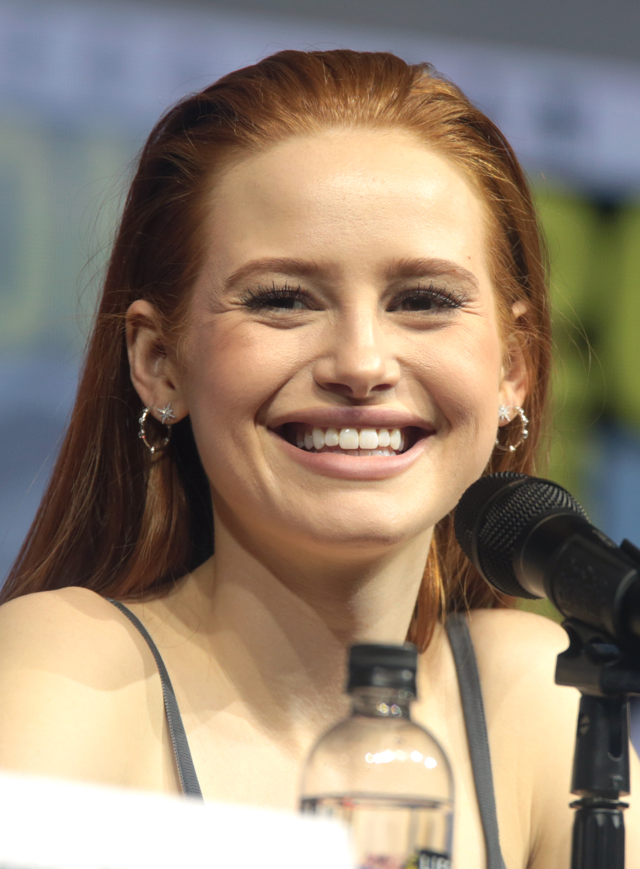 The 24-year old daughter of father (?) and mother(?) Madelaine Petsch in 2018 photo. Madelaine Petsch earned a  million dollar salary - leaving the net worth at  million in 2018