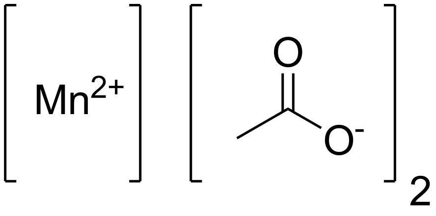 Manganeseii Acetate Wikipedia
