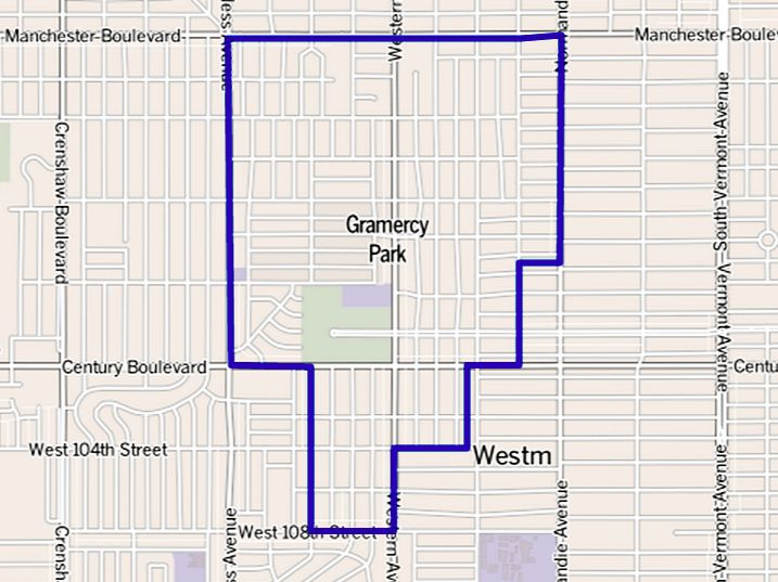 Gramercy Park Los Angeles  Wikipedia