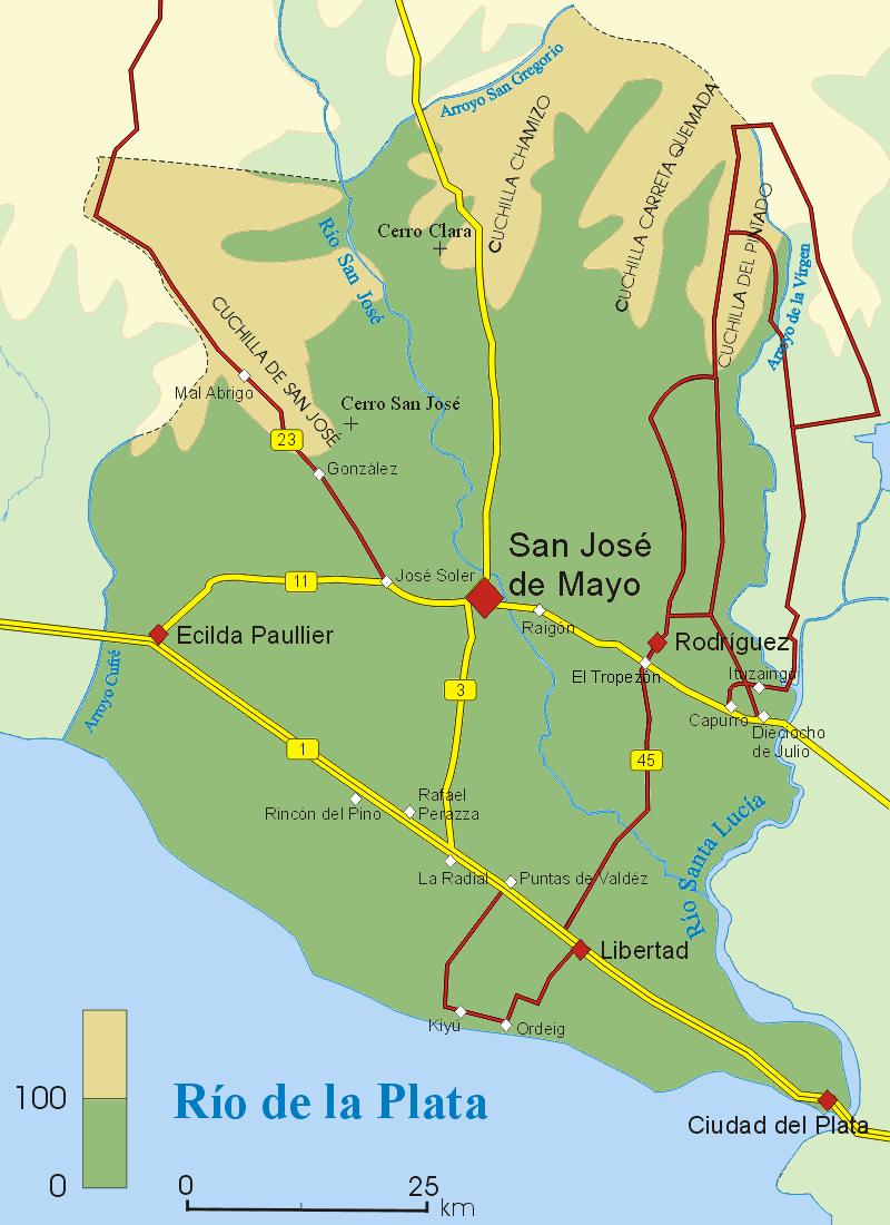 San Jose Honda >> Río San José – Wikipedia