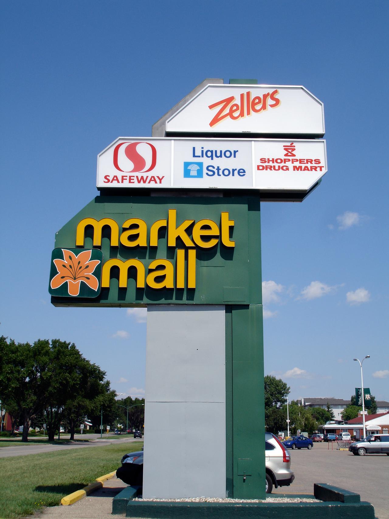 Market Mall Saskatoon Food Court