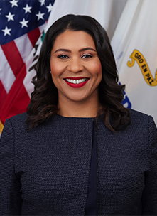 Mayor of San Francisco head of the executive branch of the San Francisco city and county government