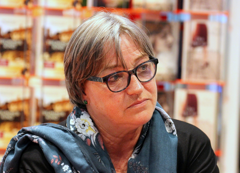 Mechtild Borrmann Frankfurt Book Fair 2018