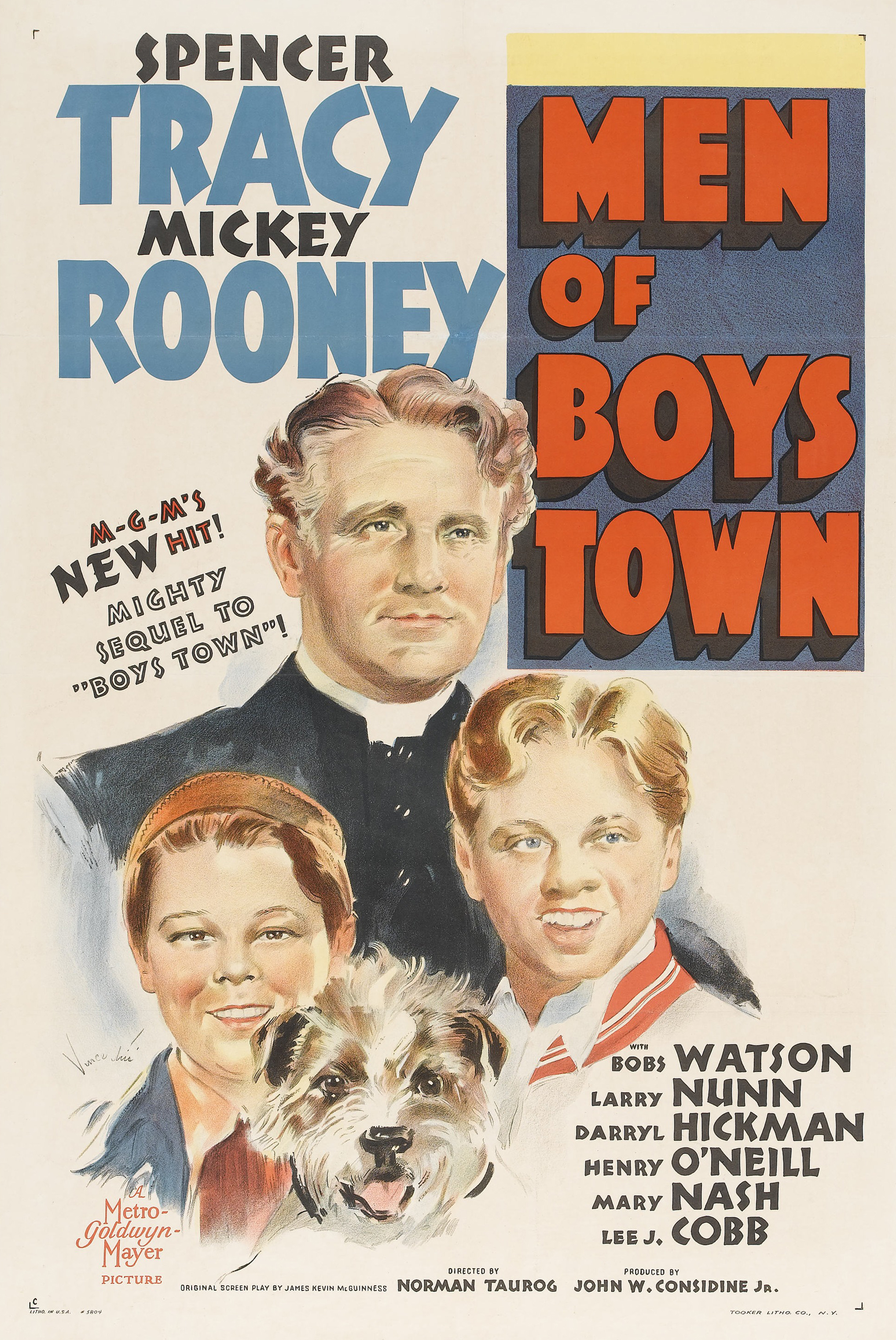 boys town single guys Boys town is a 1938 biographical drama film based on father edward j flanagan's work with a group of men of boys town takes a darker tone to the plight of.