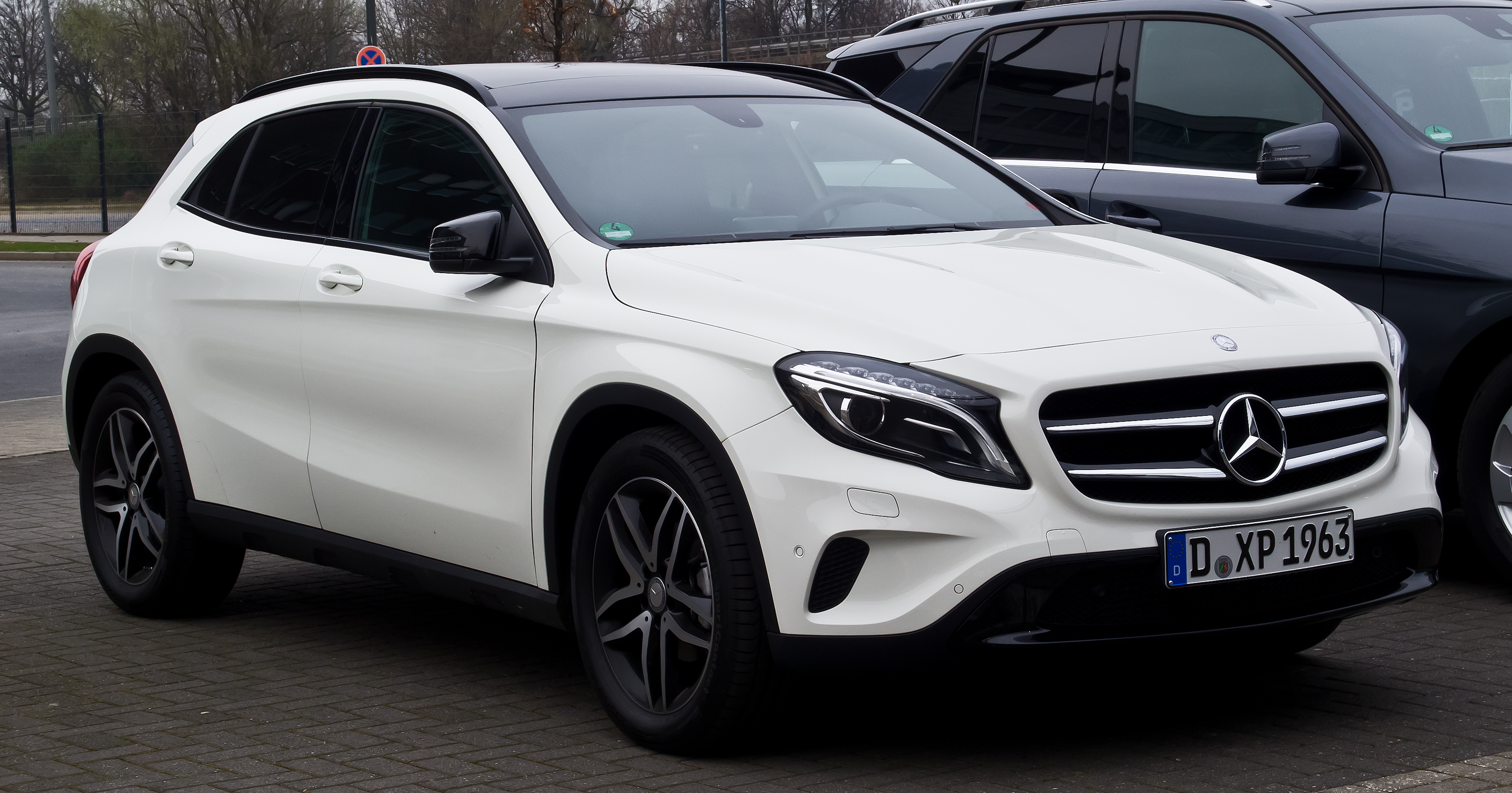 File Mercedes Benz Gla 200 Cdi Urban X 156