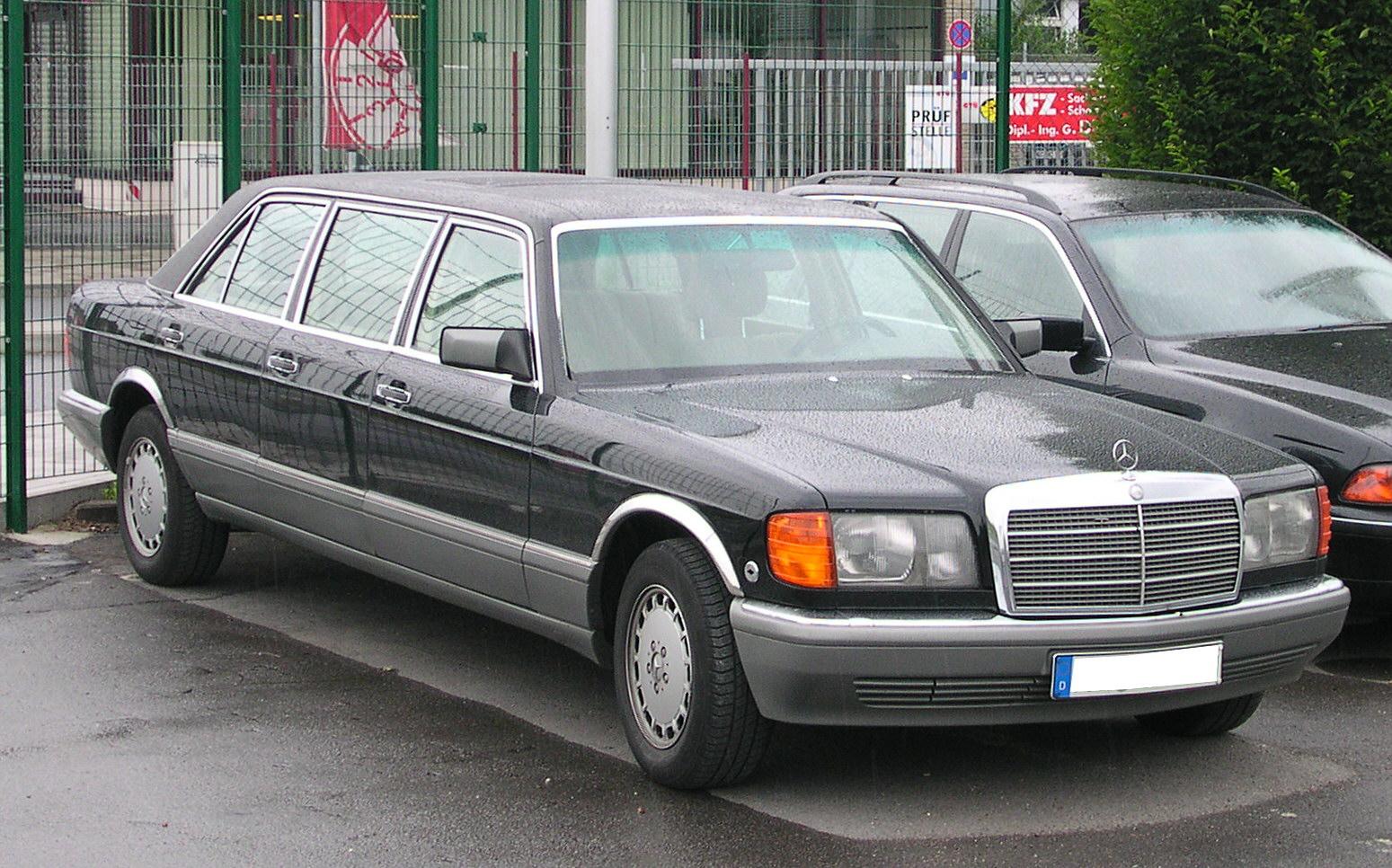 File Mercedes Benz W126 Sechst 252 Rer Vr Jpg Wikimedia Commons