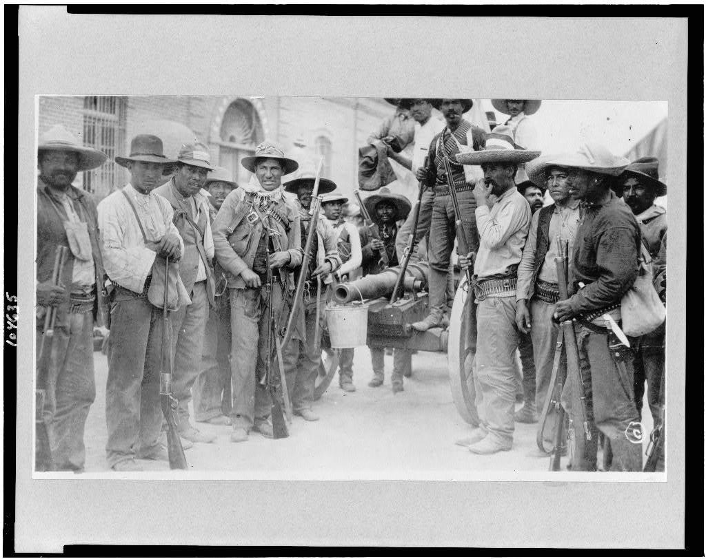 Pancho Villa Mexican Revolutionary Who Raised