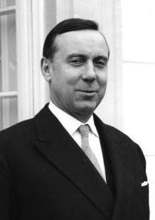 Michel Debré in 1960