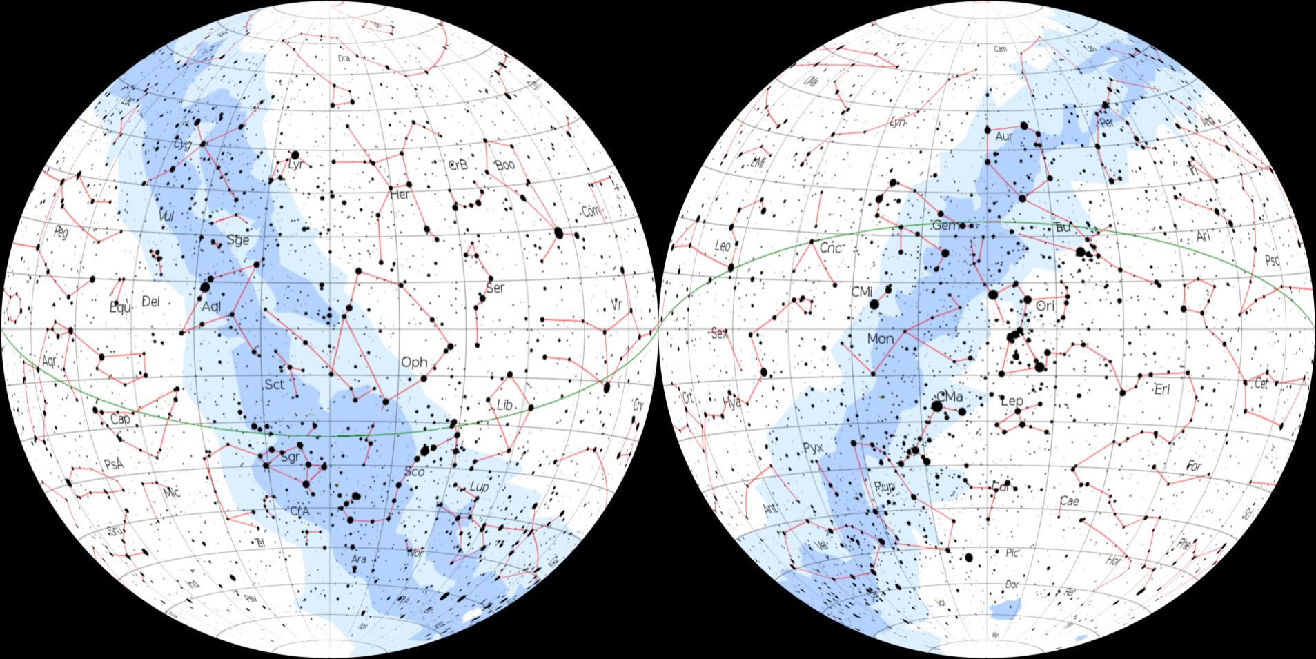 free star charts midnightkitecom - HD1907×955