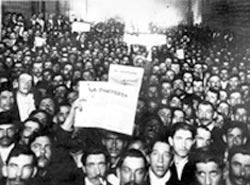 Resultado de imagen de obreros historia wikipedia