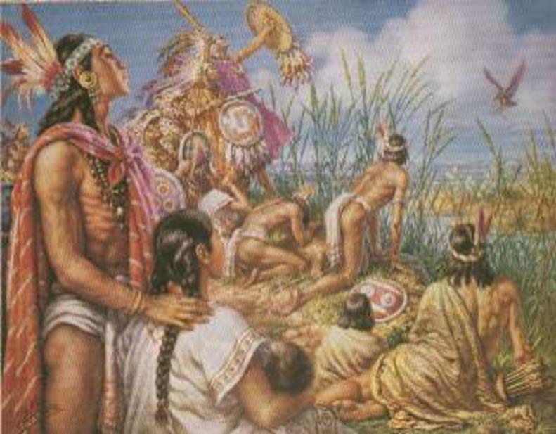 Los Aztecas De Mexico