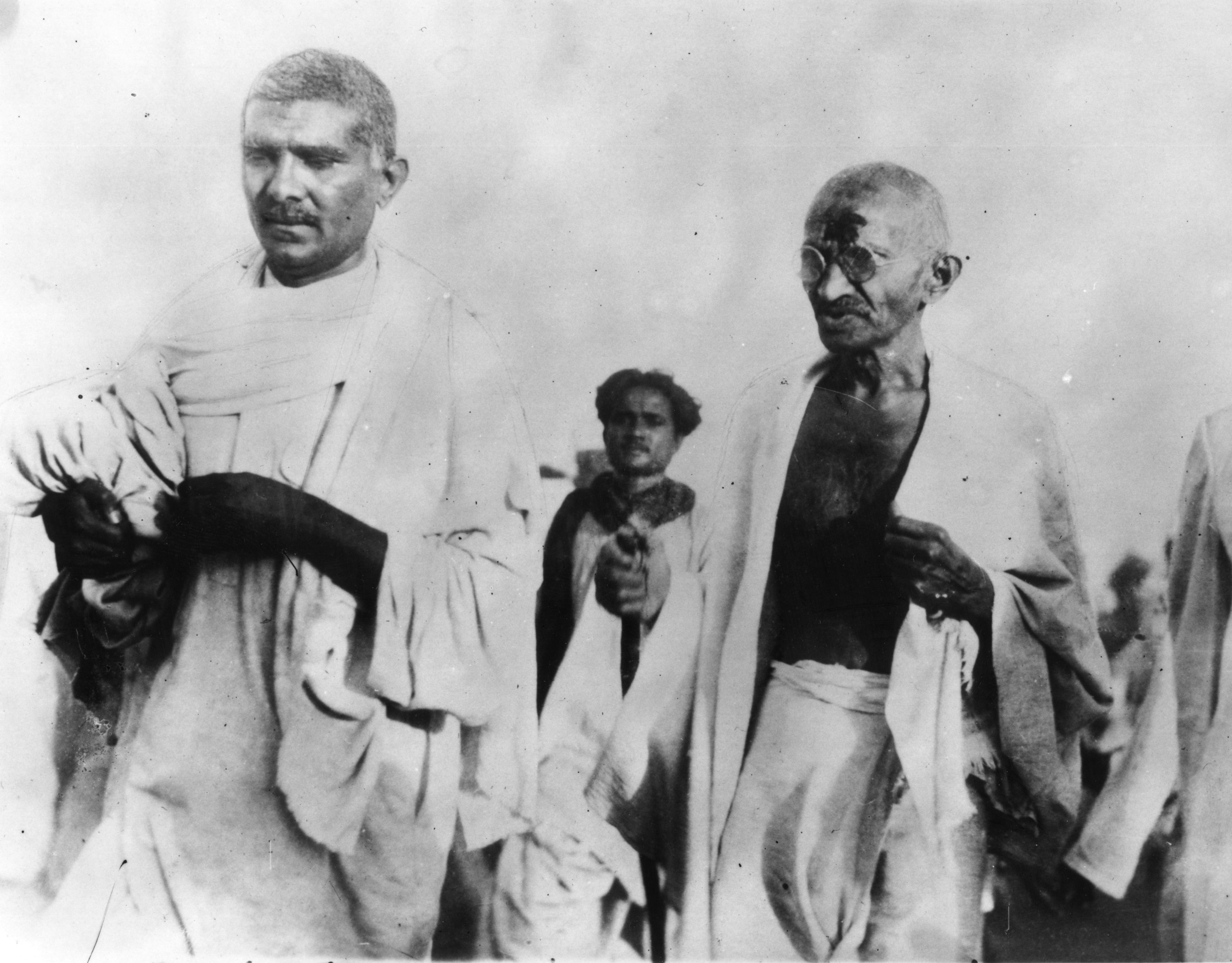 gandhi 1919 1947 Mohandas gandhi's reputation as the indian and led three great popular movements that eventually wore down the british government and led to indian independence.