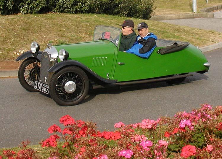 Morgan Motor Company  HowlingPixel