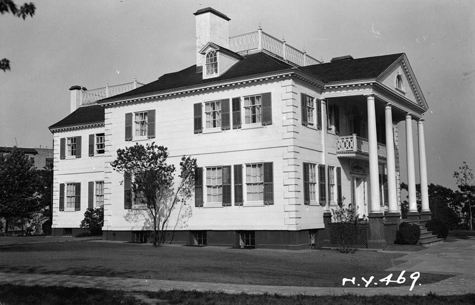 Morris jumel mansion for 65 jumel terrace