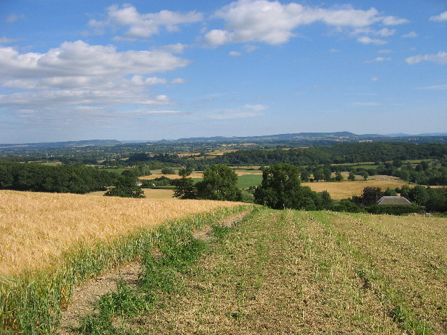 Mortimer Trail - geograph.org.uk - 70679