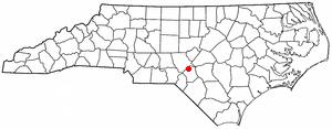 Ashley Heights, North Carolina Census-designated place in North Carolina, United States