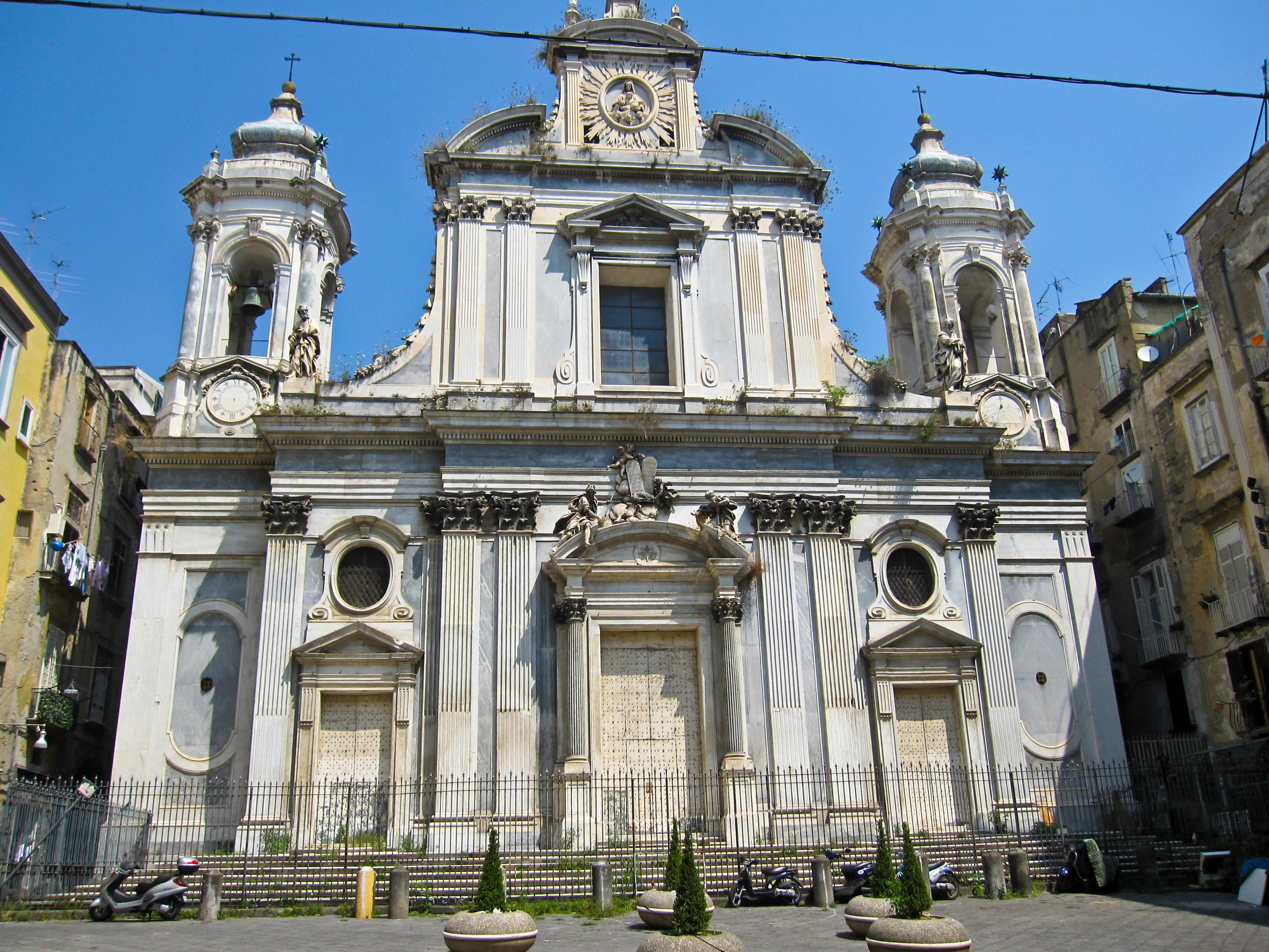 Chiesa dei Girolamini - Wikiwand